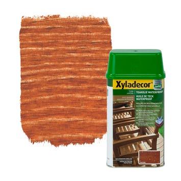 Huile de teck waterproof Xyladecor naturel 1 L