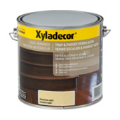 Xyladecor Trap & Parket vernis zijdeglans kleurloos 2,5 L
