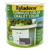 Xyladecor Tuinhuis kleur berkengrijs 2,5 L