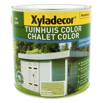 Lasure chalet color Xyladecor gris brume 2,5 L