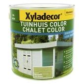 Xyladecor Tuinhuis kleur nevelgrijs 2,5 L