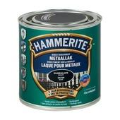 Hammerite metaallak zijdeglans zwart 250 ml