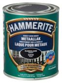 Hammerite metaallak zijdeglans zwart 750 ml