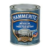 Hammerite metaallak hamerslag donkergrijs 750 ml