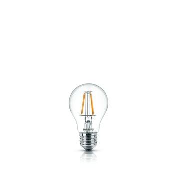 Ampoule poire LED à filaments Philips E27 470 Lm 4W = 40W
