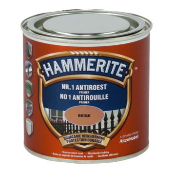 Primer N° 1 métal 2 en 1 Hammerite beige 250 ml