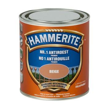 Hammerite Nr. 1 metaallakprimer beige 500 ml