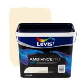Levis Ambiance muurverf zijdeglans ivoorbeige 5 L