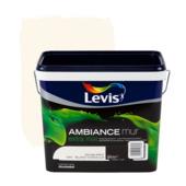 Levis Ambiance muurverf extra mat schelpwit 5 L