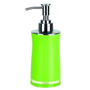 Spirella Sydney zeepdispenser kiwi acryl