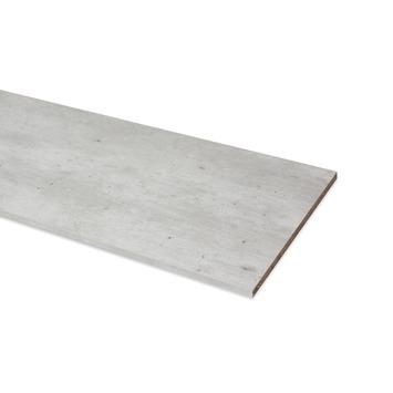 Meubelpaneel beton 2-zijdige abs afwerkband 240x40 cm 18 mm