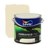 Levis Ambiance muurverf extra mat leem 2,5 L