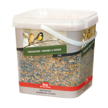 Graines pour oiseaux seau 3 kg