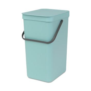 Brabantia Sort&Go afvalbak 16 l mint
