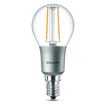 Filament 3w À Claire E14 300 Led Ampoule Sphérique Philips Dimmable 25w Lm dCxBeo