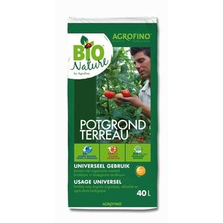 Agrofino terreau bionature 40 l terreau engrais for Entretien jardin 40