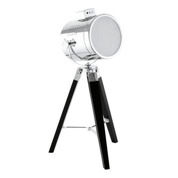 Eglo Modern Upstreet tafellamp E17 max. 60 W zwart