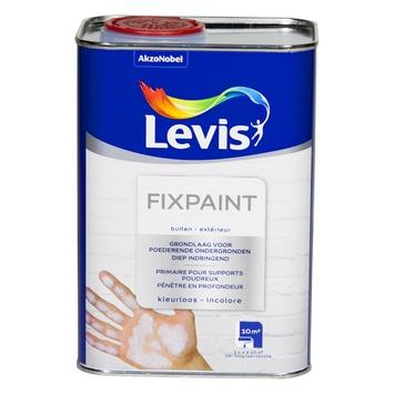 Levis primer Fixpaint muur en plafond kleurloos 1 L