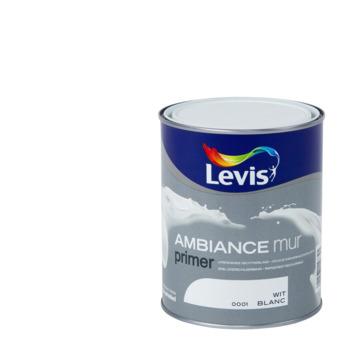 Primer Ambiance Mur Levis blanc 750 ml