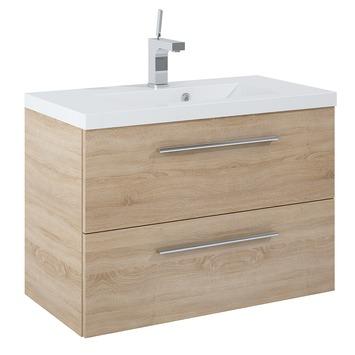 Acer badkamermeubel hout 80 cm | Badmeubel | GAMMA.be