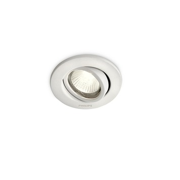 Philips Fresco inbouwspot GU10 max. 50W excl. lamp wit