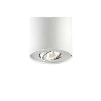 Philips Pillar spot GU10 max. 50W excl. lamp wit