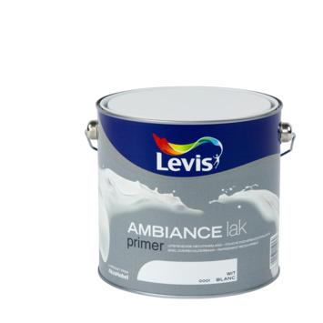 Levis Ambiance lakprimer wit 2,5 L