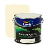 Levis Ambiance muurverf extra mat amandel 2,5 L