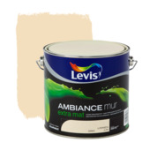 Levis Ambiance muurverf extra mat linnen 2,5 L