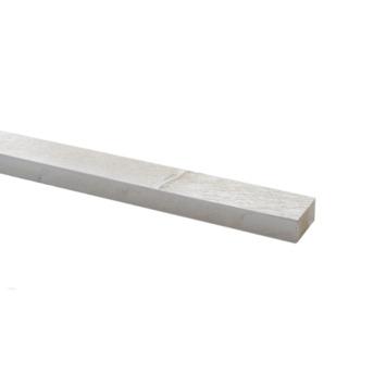 Steigerhoutlat vuren wit PEFC 30x62 mm 250 cm