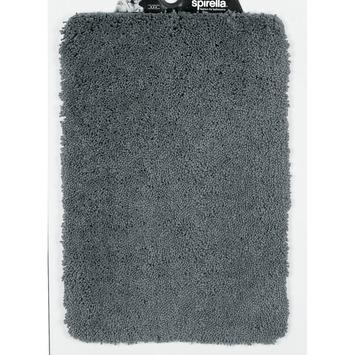 Spirella Highland badmat graniet 60x90 cm