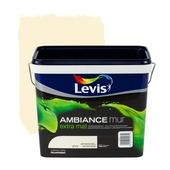 Levis Ambiance muurverf extra mat amandel 5 L