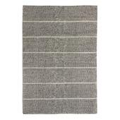 Tapis VT grid blanc/noir 160x230 cm