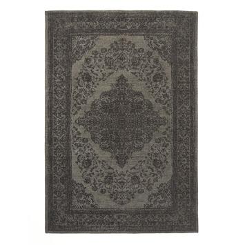 Tapis Abadan anthracite 160x240 cm