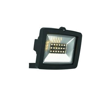 Projecteur Fes avec ampoule LED 9,5 W 400 lumens noir