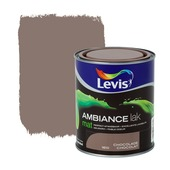 Levis Ambiance lak mat chocolade bruin 750 ml