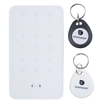 Smartwares draadloos codeslot SA78C 868MHZ