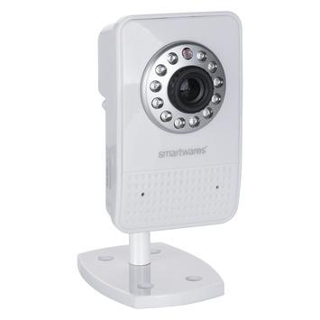 Smartwares LAN/wifi beveiligingscamera indoor C723IP