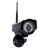 Caméra de surveillance outdoor LAN/wifi Smartwares C923IP