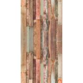 Fotobehang Amsterdam dessin hout 101874 3 m x 150 cm