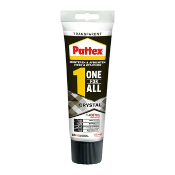 Pattex One for All Crystal 90g