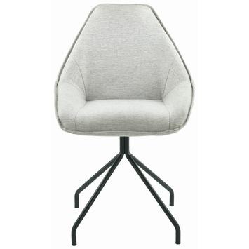 Chaise de salle à manger Marit gris