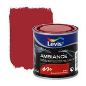 Peinture Ambiance Tablo Levis mat ballpoint red 250 ml