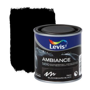 Levis Ambiance Tablo schoolbordverf mat blackboard black 250 ml