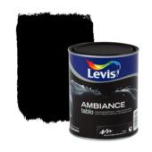Peinture Ambiance Tablo Levis mat blackboard black 1 L
