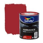 Peinture Ambiance Tablo Levis mat ballpoint red 1 L