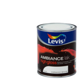 Levis Ambiance lak hoogglans wit 750 ml