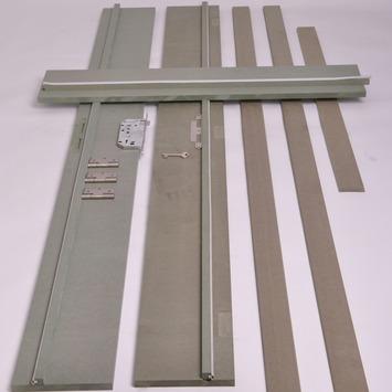 Solid deurkassement MDF hydro onbehandeld 201,5x20x1,8 cm