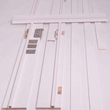 Solid deurkassement multiplex voorgeverfd 201,5x16,5x1,8 cm