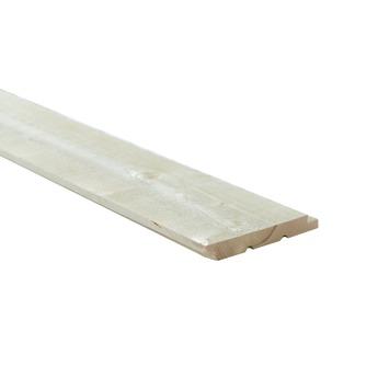 Wood Wall Vuren wandbekleding Hapnik FSC 18x133 mm 2,7 m 5 stuks
